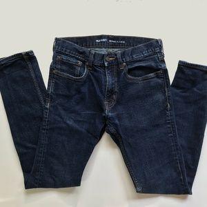 Old Navy Mens Skinny Jeans, 30 x 32